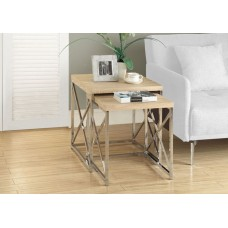 Diva Nesting Table Set Natural