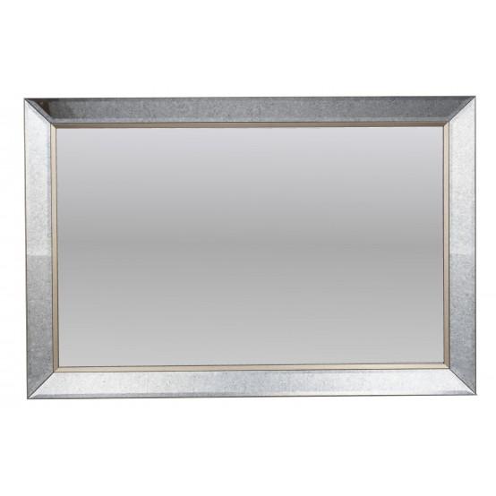 "Roman Wall Mirror 38""x 25"""
