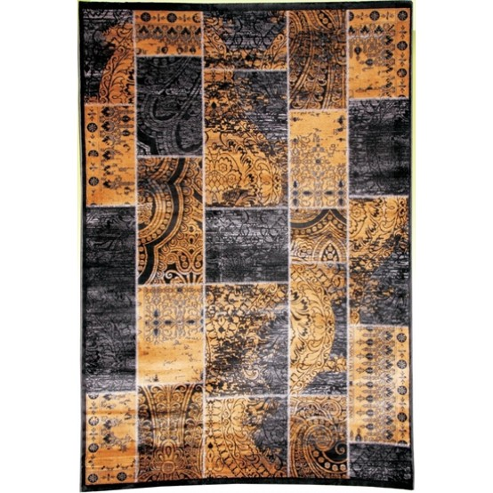 Viki Area Rug Brownish