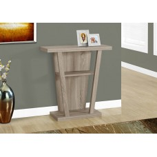 Yara Console Table Dark Taupe
