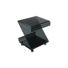 Zed Trolley Table  On Casters