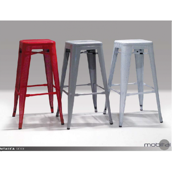 Metalica Bar / Counter Stool