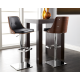 BRAIDEN ADJUSTABLE BARSTOOL BLACK