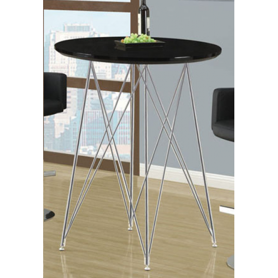Carol  Bar Table White or Black
