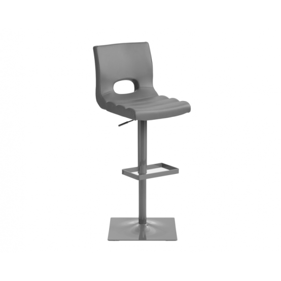 DONOVAN ADJUSTABLE BARSTOOL Grey