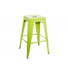 Metalica Bar Stool Green