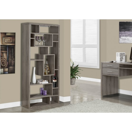 Dive Display Unit Dark Taupe
