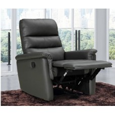 JOEY RECLINER CHAIR ( LEATHER )