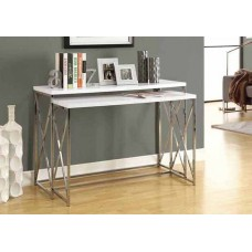 Diva Console / Desk Table  Set Glossy White
