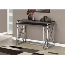 Diva Console / Desk Table  Set Cappuccino