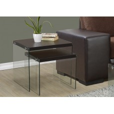 Nova Nesting Table  Cappuccino