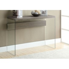 Nova Consol Table Dark Taupe