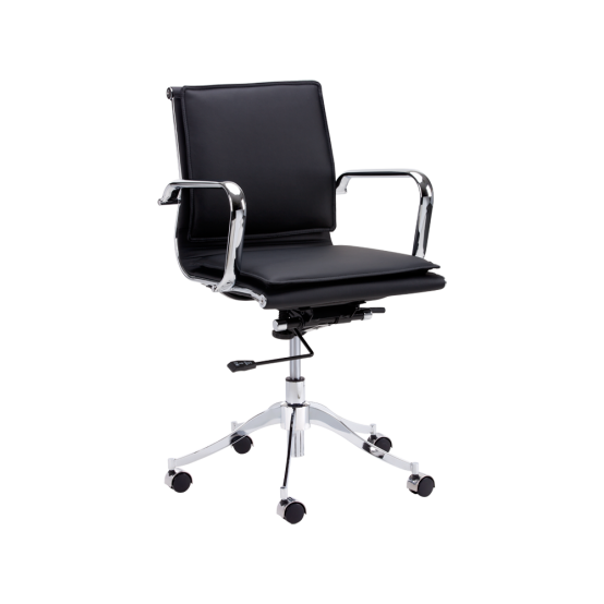 Morgan Office Chair Black