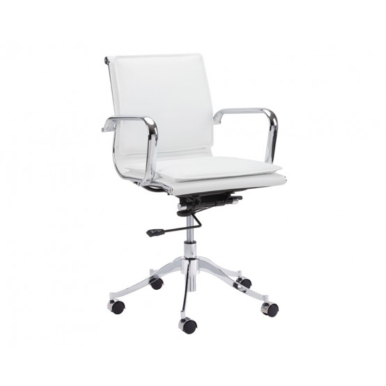 Morgan Office Chair White