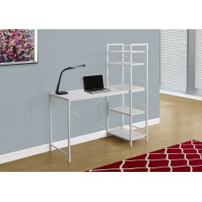 Tower Office Desk White