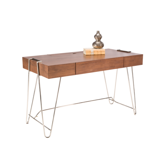 VARGA DESK Walnut Veneer