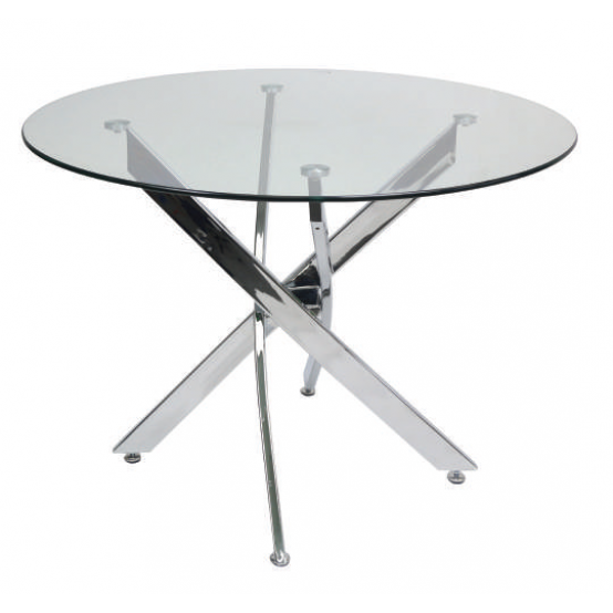 Genesis Round Dining Table