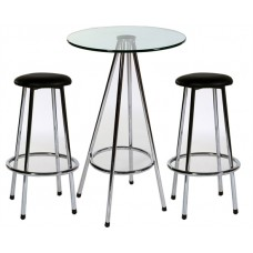 Sunshine Bar Table & 2 Stool Set