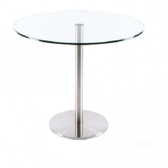 Cyclone Dining Table 3 Glass Size from