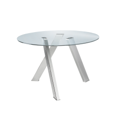MANHATTAN ROUND DINING TABLE - 47""