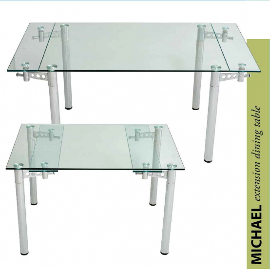 Michael Expandable Dinning Table