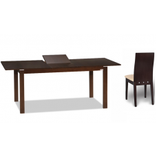 Liberty Extendable Table With 4 Chairs Set