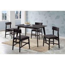 Rossita Table And 4 Chairs
