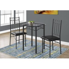 Voga Dinning Table 3pc Set 3 Colors