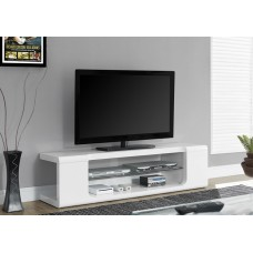 Hale TV Stand Glossy White