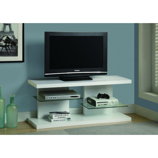 Haro TV Stand White