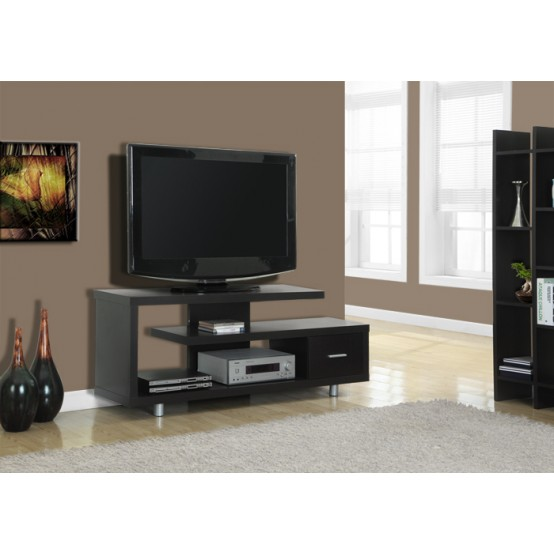 Jade  TV Stand Cappuccino