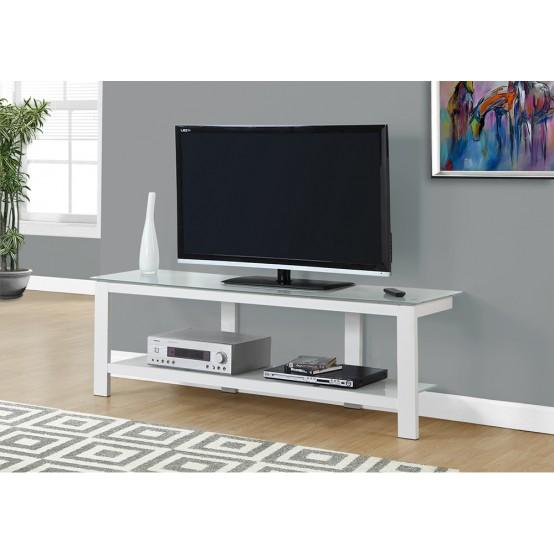 """Servo TV Stand White 60"""""""