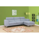 Adrian Sofa Lounge Light Blue