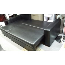 Adora Sofa Bed / Leatherette 2 Colors