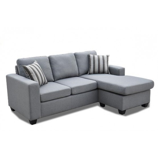 Bute Sofa with Reversible Lounge 3 colors