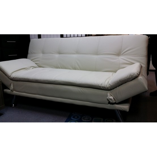 Drake Click-Clack Sofa Bed White
