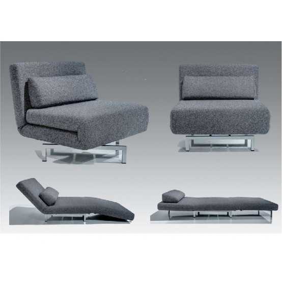 Iso Swivel Chair Sofa Bed