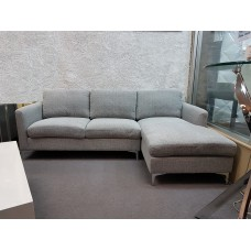 Joel Sofa Lounge Light Grey
