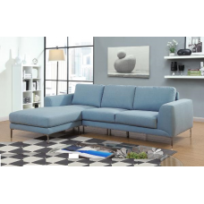 Juliet  Sofa Lounge Light Blue