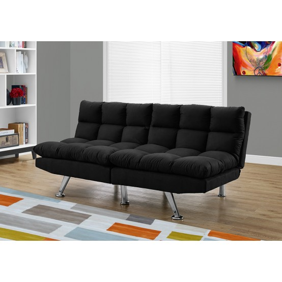 Oreo Click-Clack Sofa Bed Black