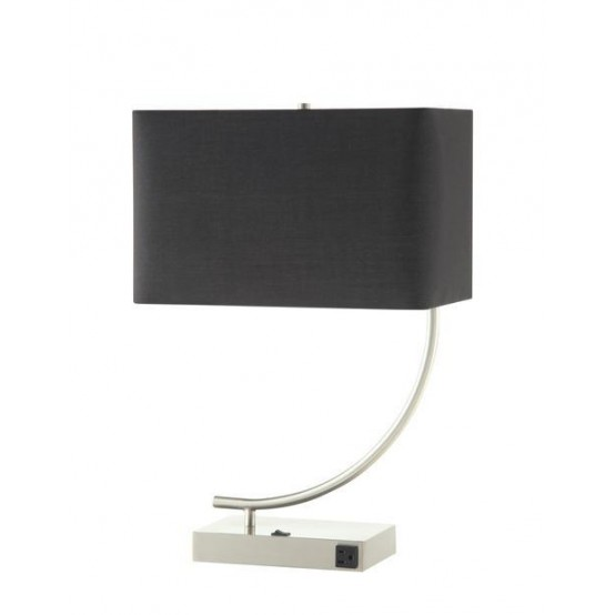 Delight Table Lamp Black Shade