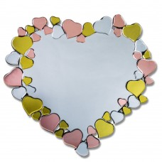 MULTI HEART MIRROR