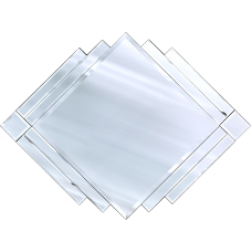 Calias Diamond  Wall Mirror