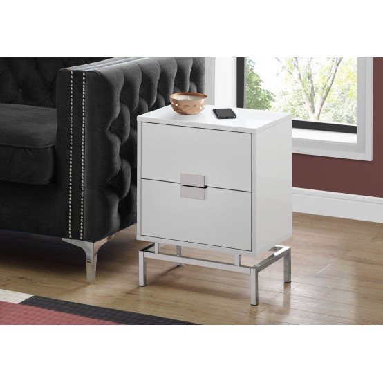Fuego Night Stand / End Table 6 colors
