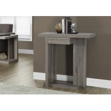 Haul Accent Table Dark Taupe