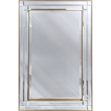 Kavala Rectangular Mirror 36 x 24