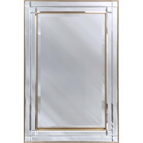 Kavala Rectangular Mirror 36 x 24