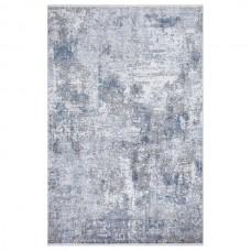 Dotty Blue Area Rug 5' x 8'