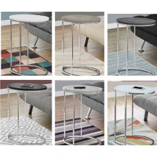 Sega C Table / Oval Metal Chrome 6 Colors