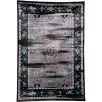 Viki Area Rug Greyish 3 Colors 5' x 8'